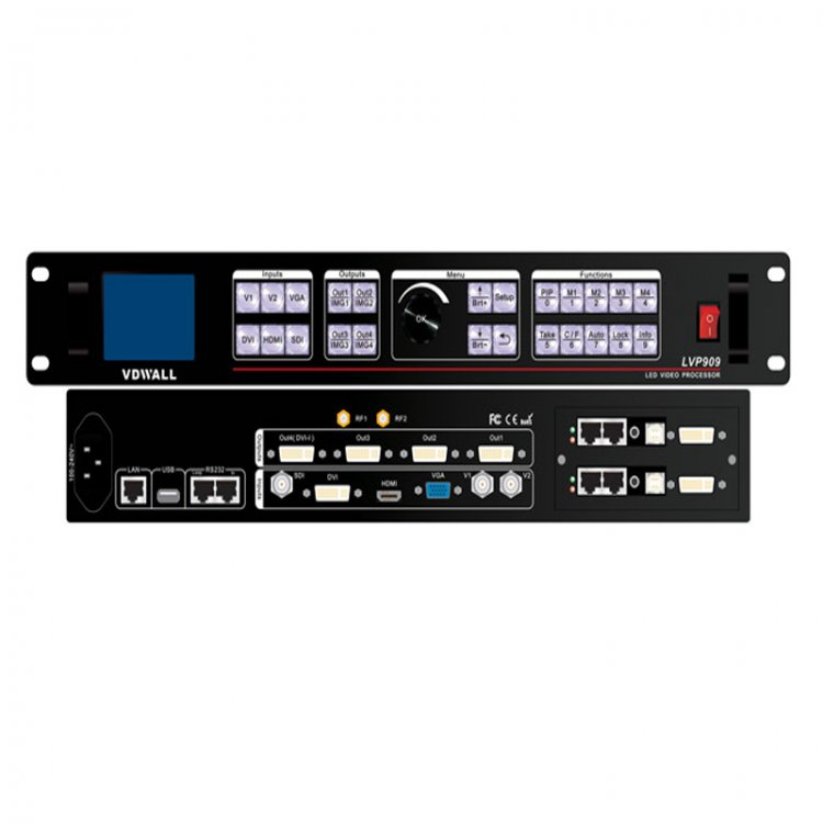 LED HD Video Processor  LVP909